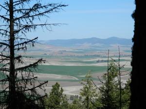 Kamiah Butte April 292
